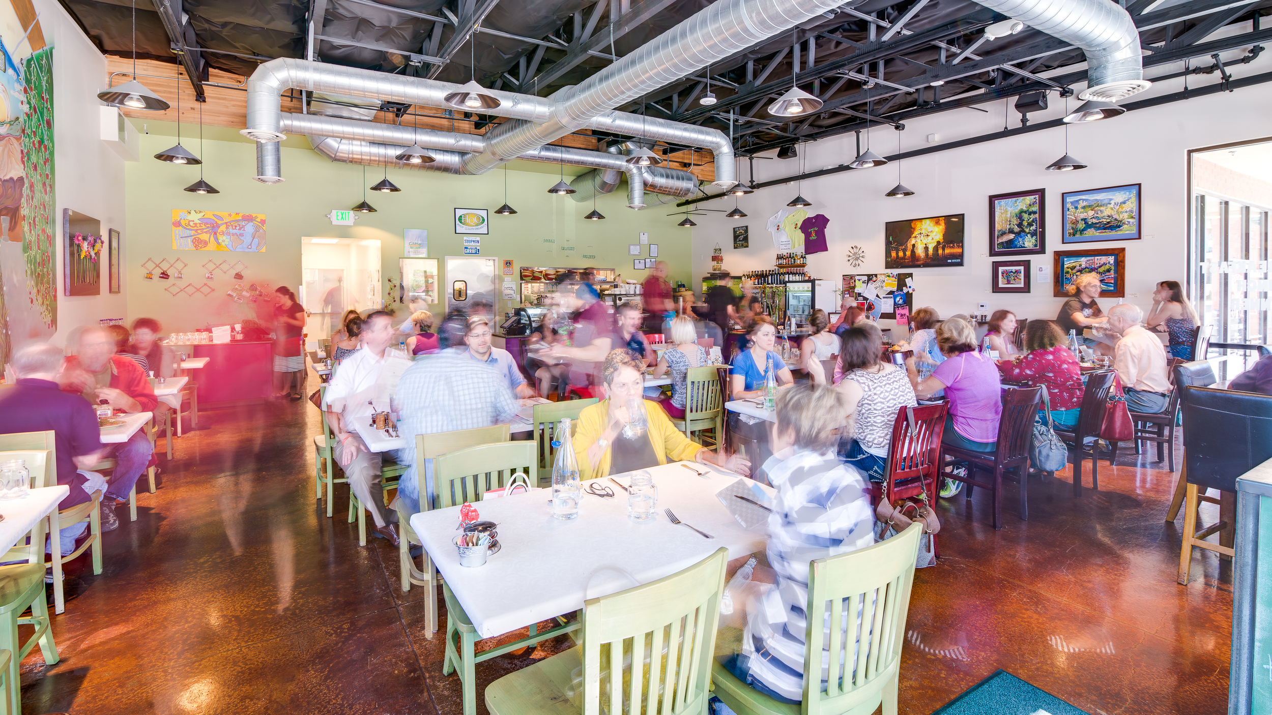 Great Full Gardens Cafe & Eatery