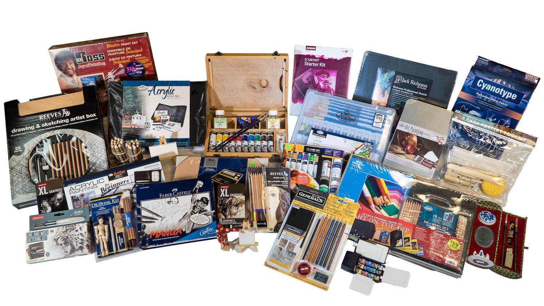 Nevada Fine Arts supplies