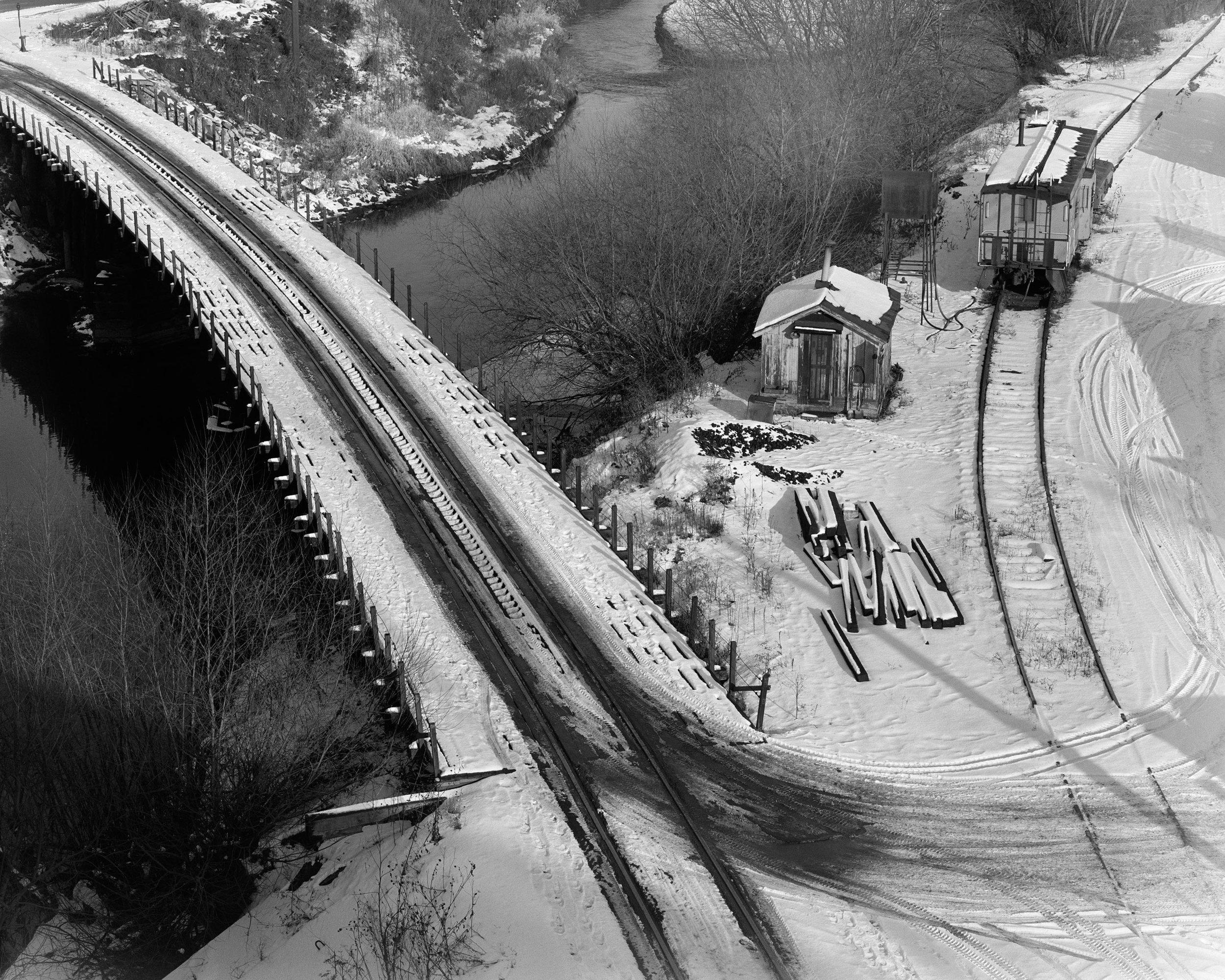 """Train Yard, Milwaukee"""