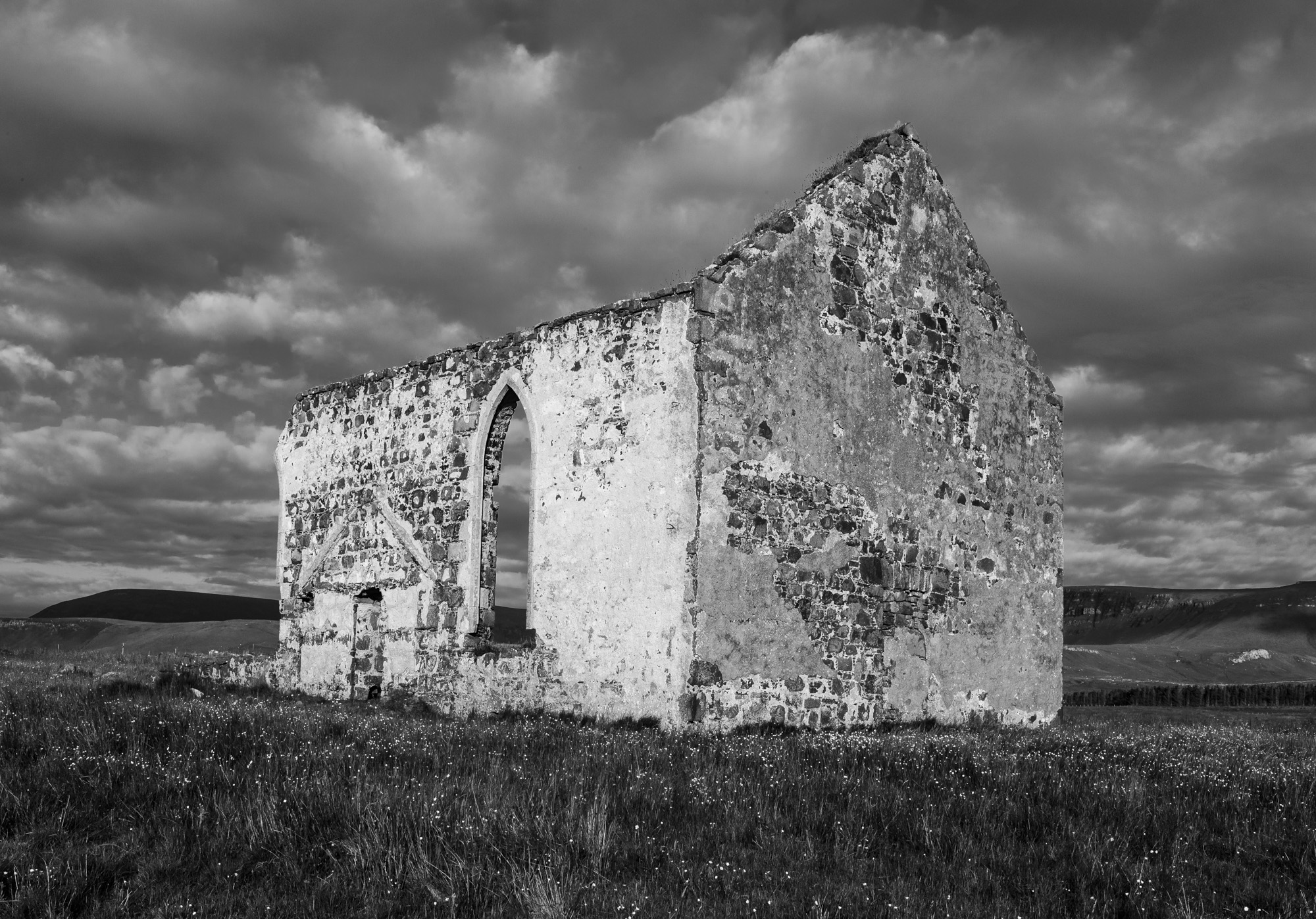 "© Mark Maio - ""Abandoned Church, Isle of Skye, Scotland"""