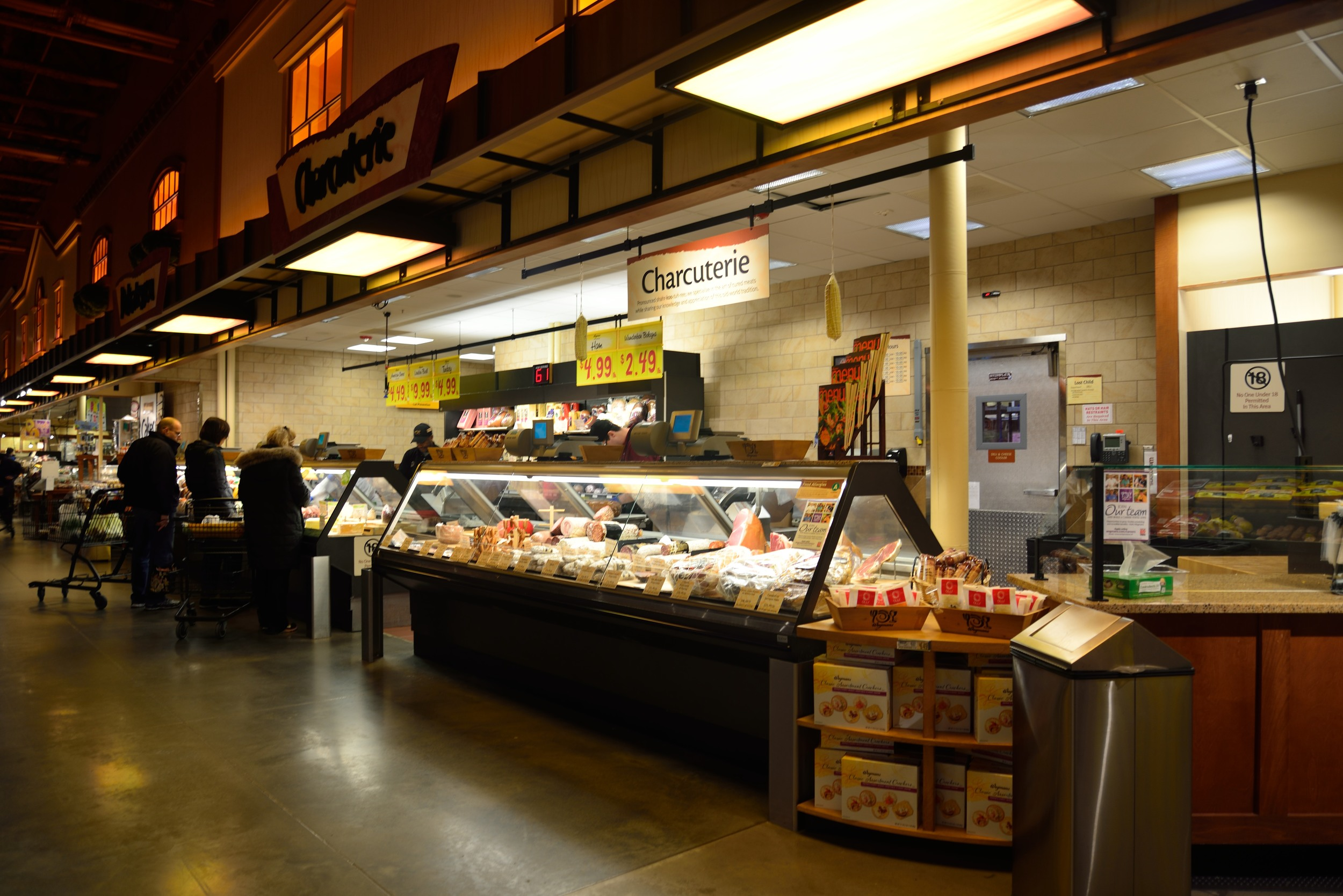 Entire Charcuterie Stand
