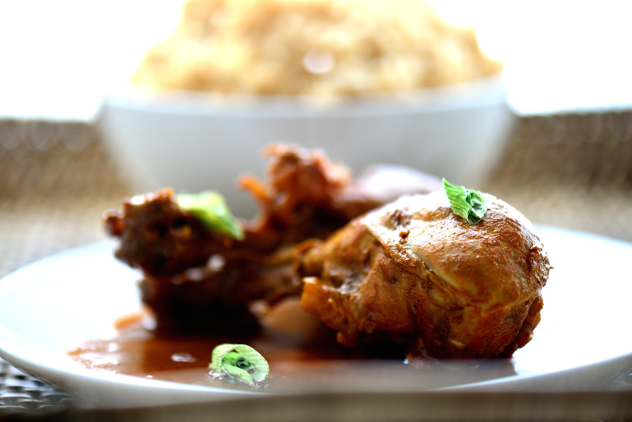 India - Chicken Curry