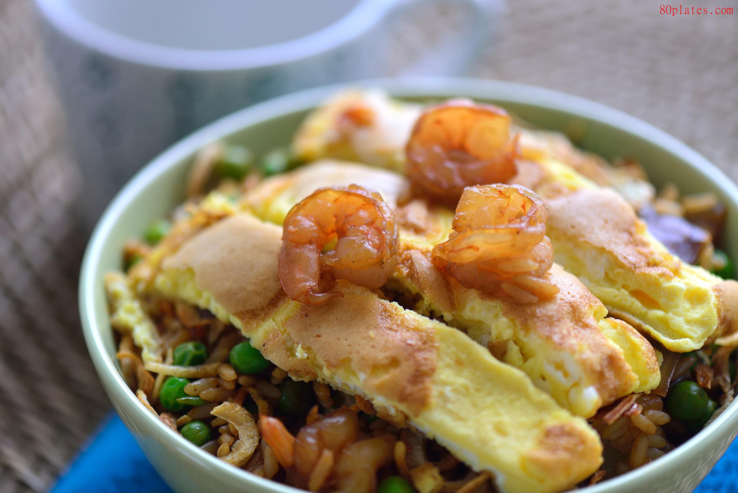 Indonesia - Nasi Goreng (Fried Rice)