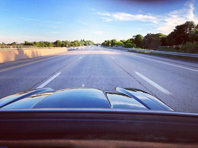 Road warrior #driving #car #jaguar #highway #lifeisahighway #drivinginmycar #homebound #daytrip