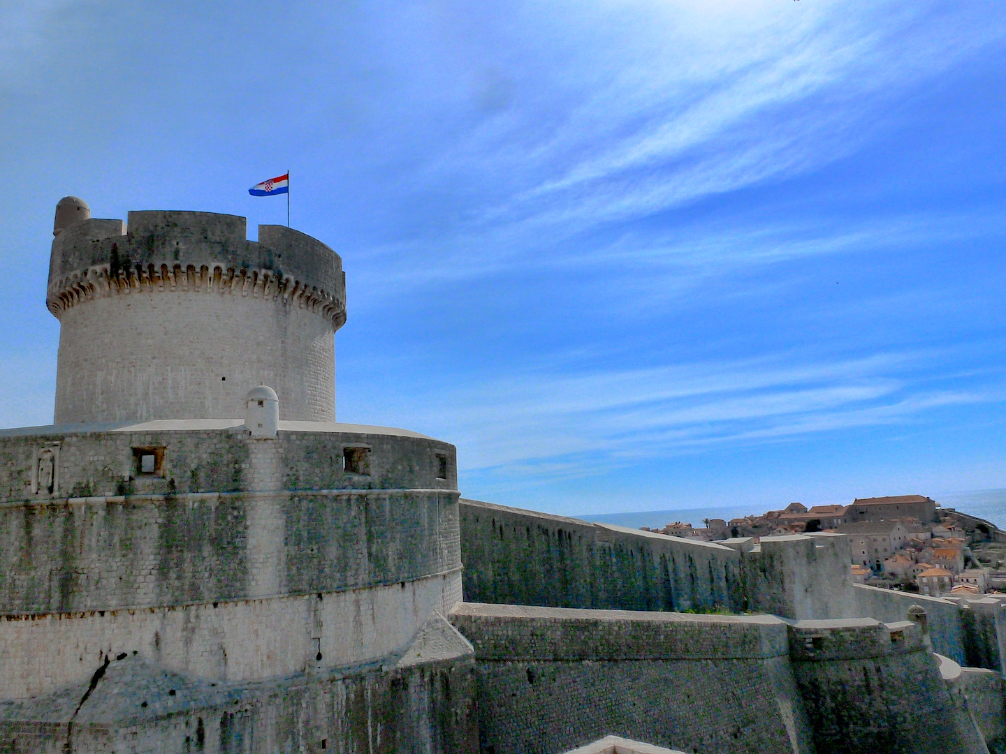 The Citadel in Old Town.