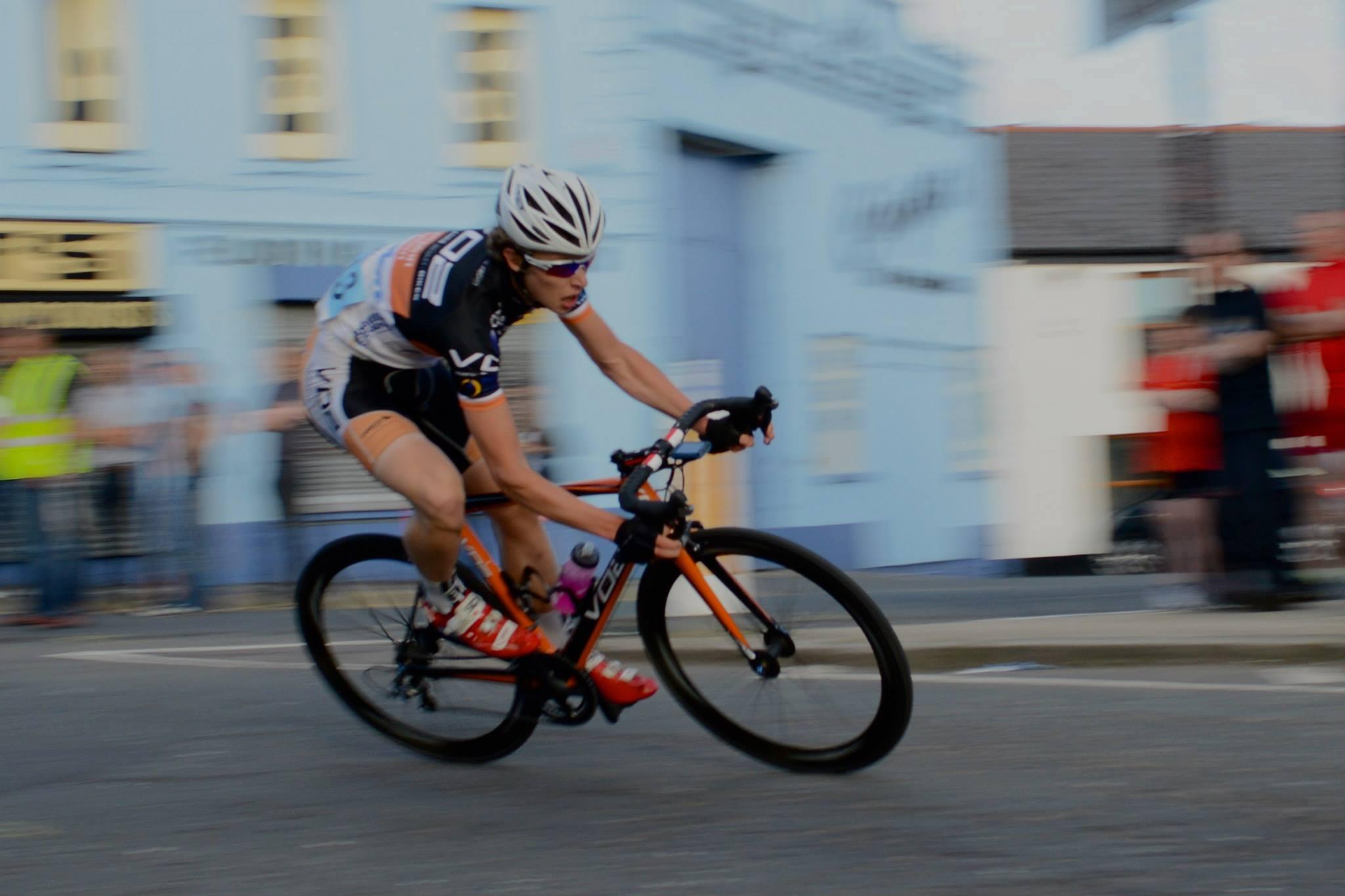 Craig McAuley Road Cycling Training