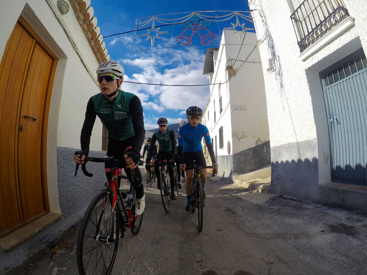 Road Cycling Scholarship 2018 Spain