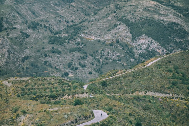 pena escrita the old zoo almunecar cycling climbs spain sierra nevada andalucia cycling holiday vacation