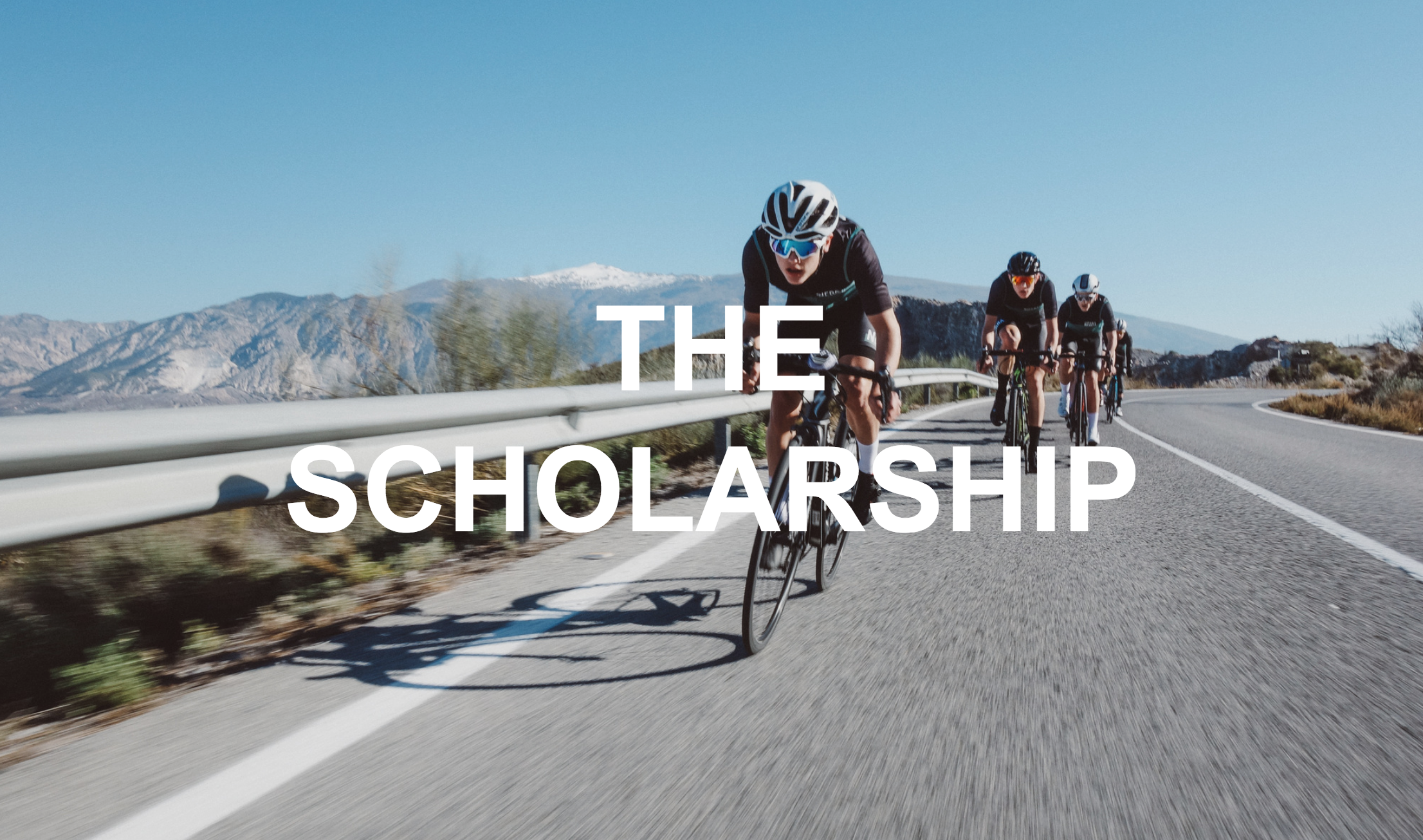 CSN CYCLING SCHOLARSHIP