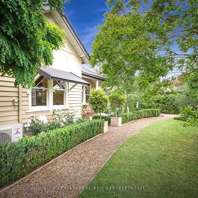 A recent property I photographed in Shepparton.