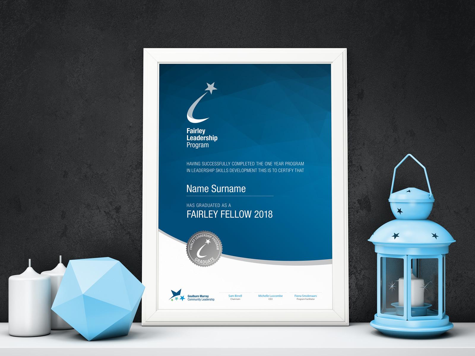 Fairley Leadership - Certificate 2018 - MOCKUP SAMPLE.jpg