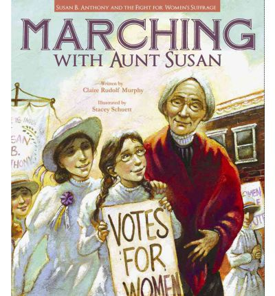 2.  SUSAN B ANTHONY - who knew that when one is oppressed, all are oppressed. And who worked for abolition and for women's suffrage.