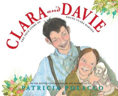 3.  CLARA BARTON – who brought the Red Cross to America.