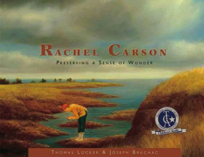 RACHEL CARSON  – who received the Presidential Medal of Freedom and was the mother of the environmental movement.