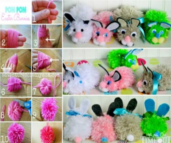 Pom-Pom-550x460 Easter-Bunny-wonderfuldiy.jpg