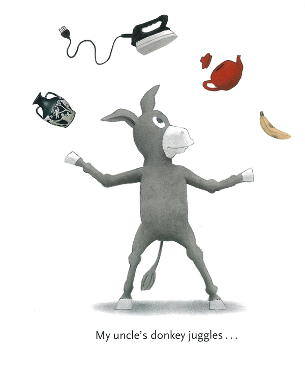 my uncles donkey 600x737.jpg