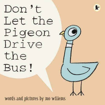Always our favourite of the Pigeon books.
