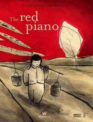 A beautifully told story about a piano, compassion, love and bravery during China's cultural revolution.