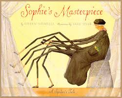 Copy of a spider with a heart full of compassion and a soul full of courage