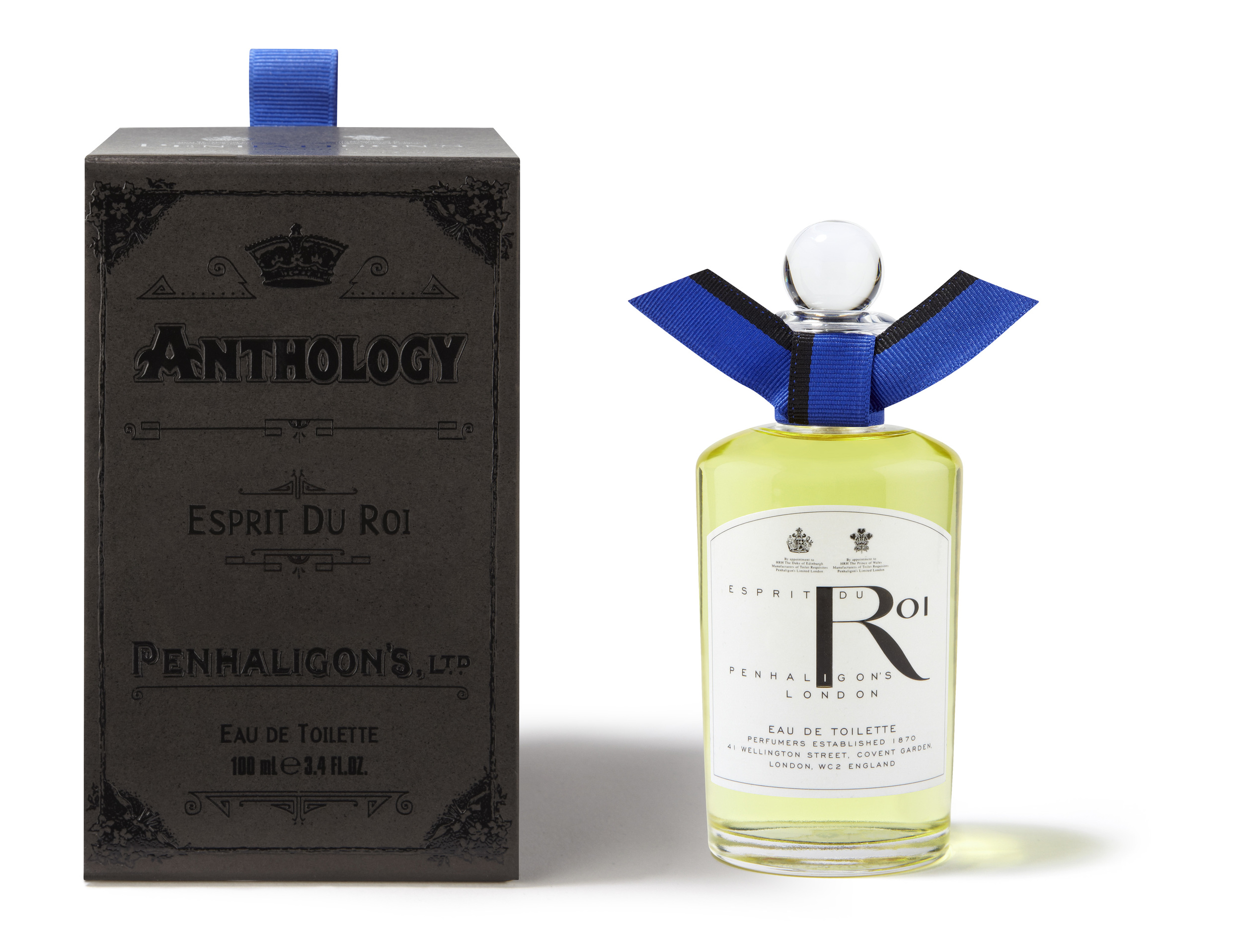 Originally created in 1983, Esprit du Roi returns as a lush woody citrus, heady with swirling scented foliage. Fresh tomato leaf, mint and raspberry leaf are combined with rich florals, warm woods and potent musks to create this masterpiece of contrasts.  Esprit du Roi 100ml Price: HK$1,620  Orange Blossom