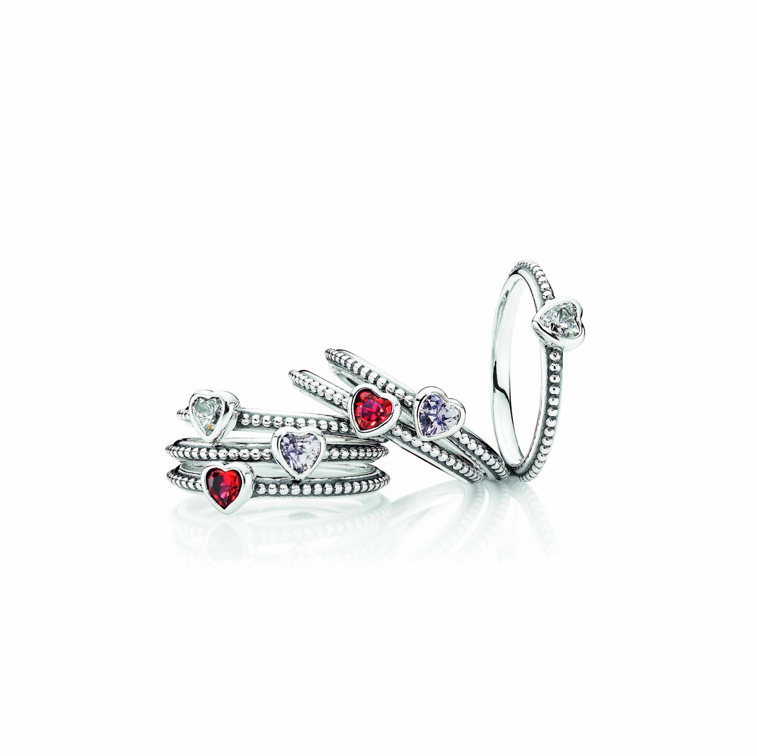 PANDORA_Valentine's 2014_Silver Heart Stackable Rings_HK$399 Each.jpg