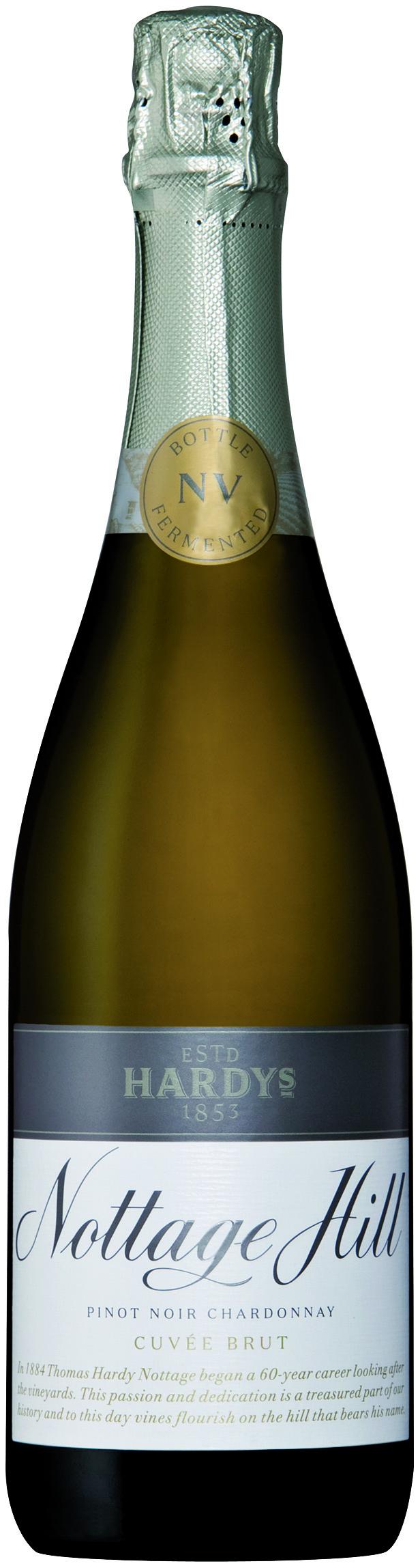 The Nottage Hill sparkling Pinot Noir Chardonnay NV