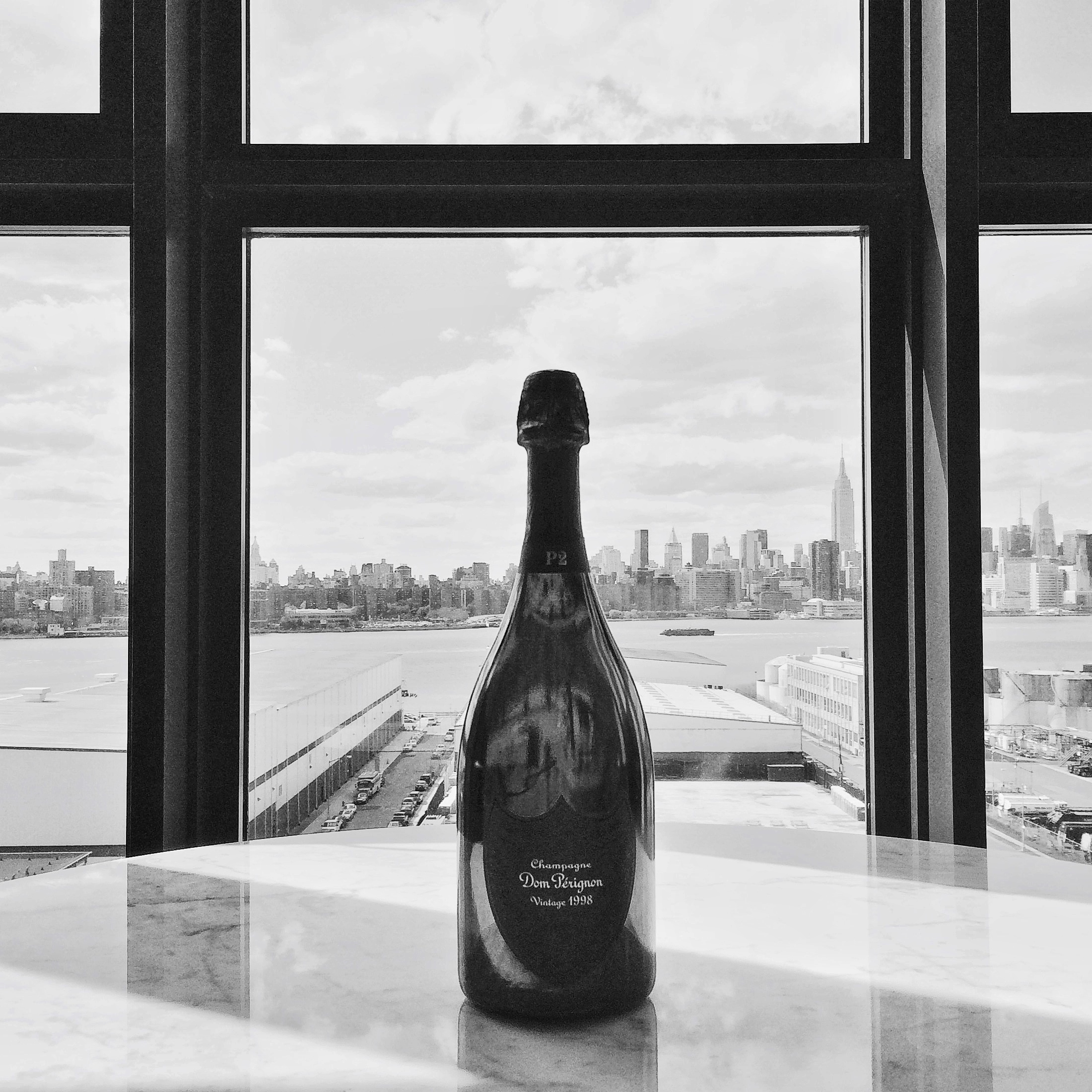 Dom Pérignon P2 owes its intensity to its precision, paradoxically balancing yet embracing, chiselling without breaking, barely touching without ever hitting hard. Like any high-tech creation, it reveals itself in high-definition. The momentum of Dom Pérignon P2 is even stronger in its dark, understated and powerful aesthetic. Its tone-on-tone bottle and minimalist brushed aluminium box, in a deep matte, seem almost to be locked to temporarily subdue the wine's energy.    Dom Pérignon P2 is the reward for this sharp mastery of wine. It deploys a vibrato universe of an exceptional air density. Tasting the wine is a memorable experience, abundant in intense and penetrating sensations and vividly fresh emotions.    A new luxury of uniqueness appears. It takes on the energy of total experiences, the disorientation of unexpected sensations, the perfection of bold gestures, the pulsation of once-in-a-lifetime occurrences. Dom Pérignon P2 is part of this elegant matrix – that of the avant-garde.     Want to discover more detail ? Please visit:   http://www.domperignon.com/P2/