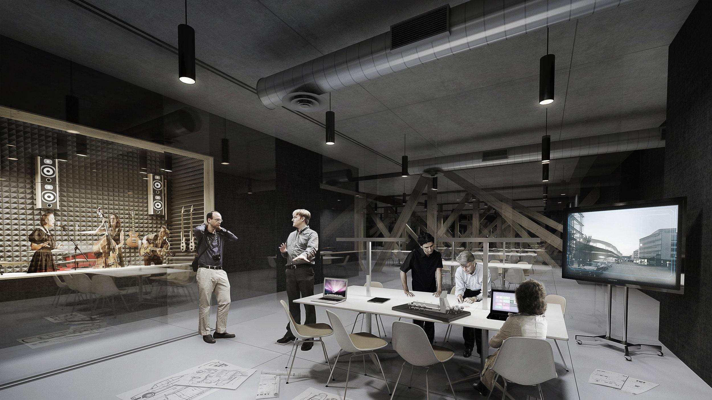 Helsinki Central Library by ALA - 1st floor studios.jpg