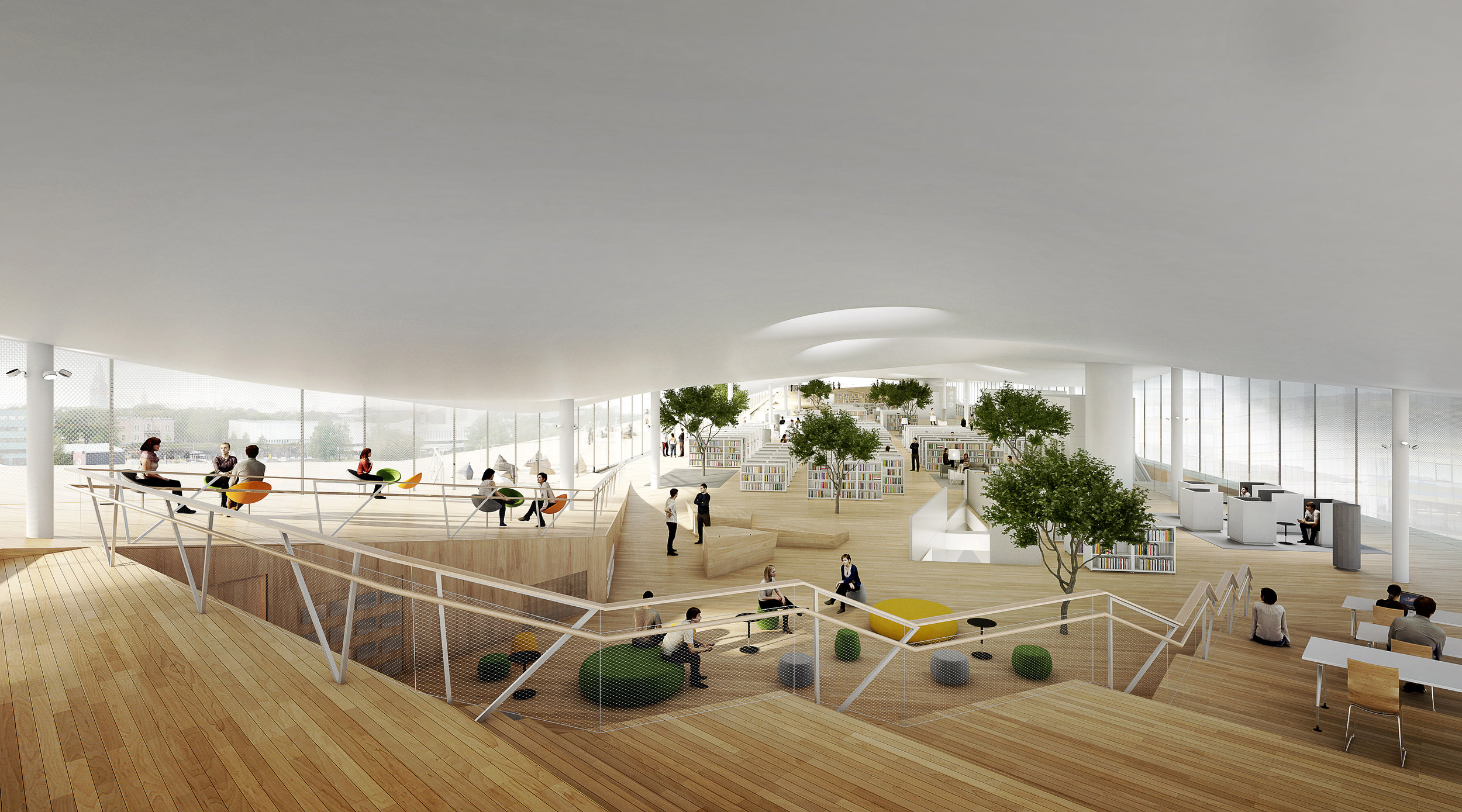 Helsinki Central Library by ALA - 2nd floor from south 2016.jpg