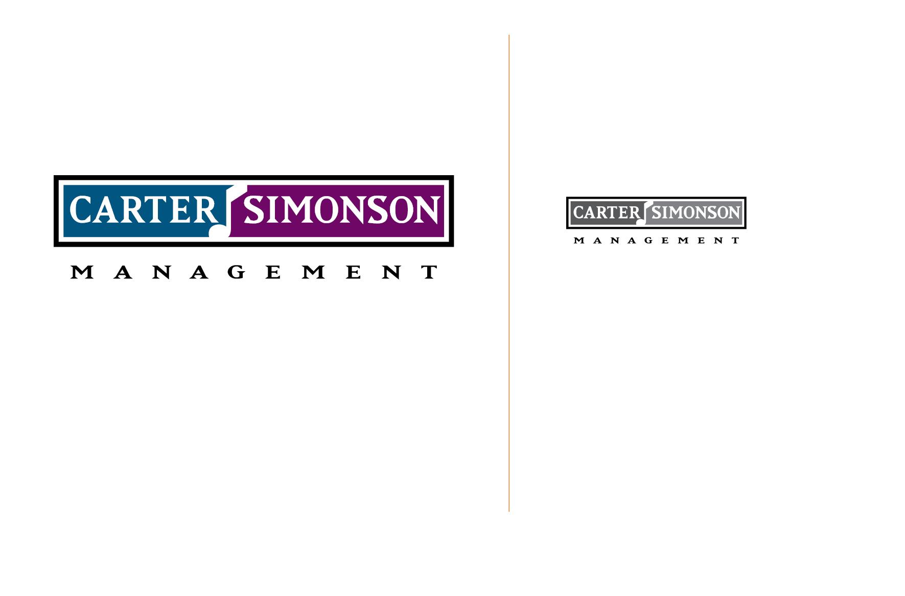 Carter Simonson Management -  Music management partnership