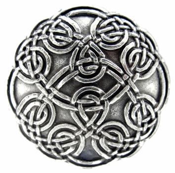 BS 9165 SRTP ANTIQUE SILVER CELTIC