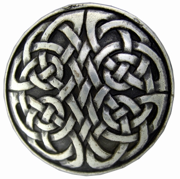 "BS9164 SRTP 1 1_8"" ANTIQUE SILVER CELTIC"