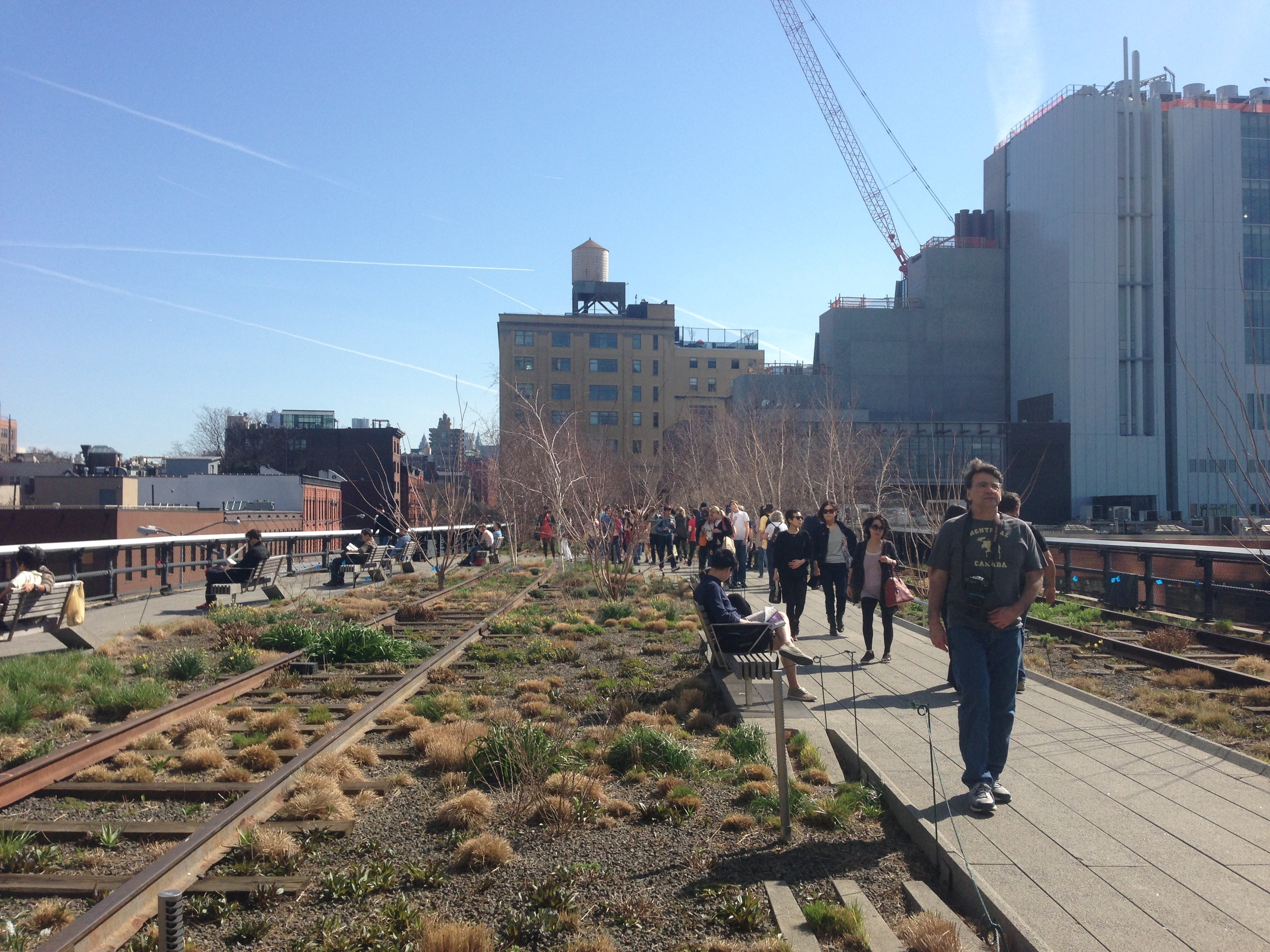 For some tips of places to visit along the High Line please visit this  link.