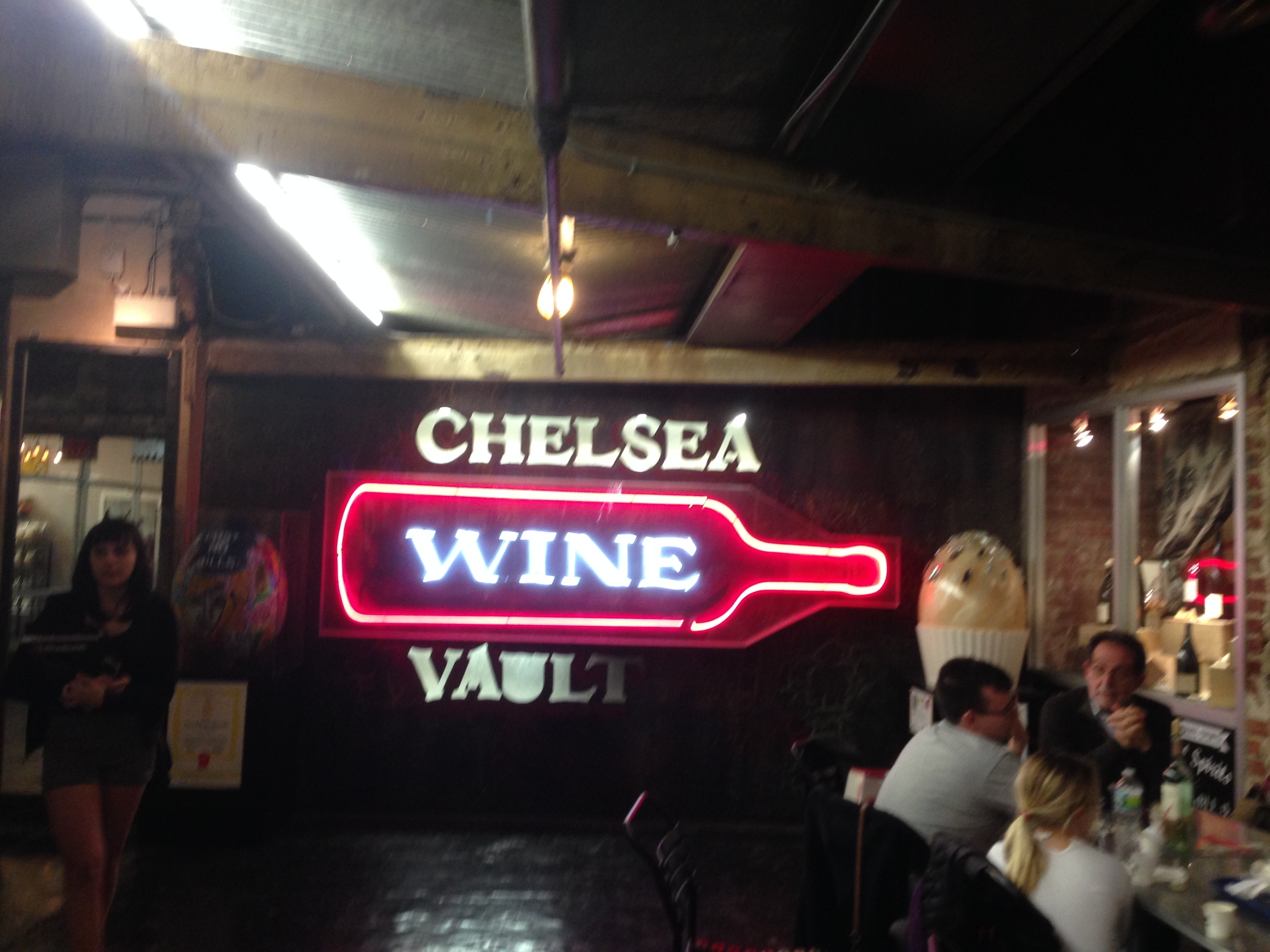 A visit to  Chelsea Market