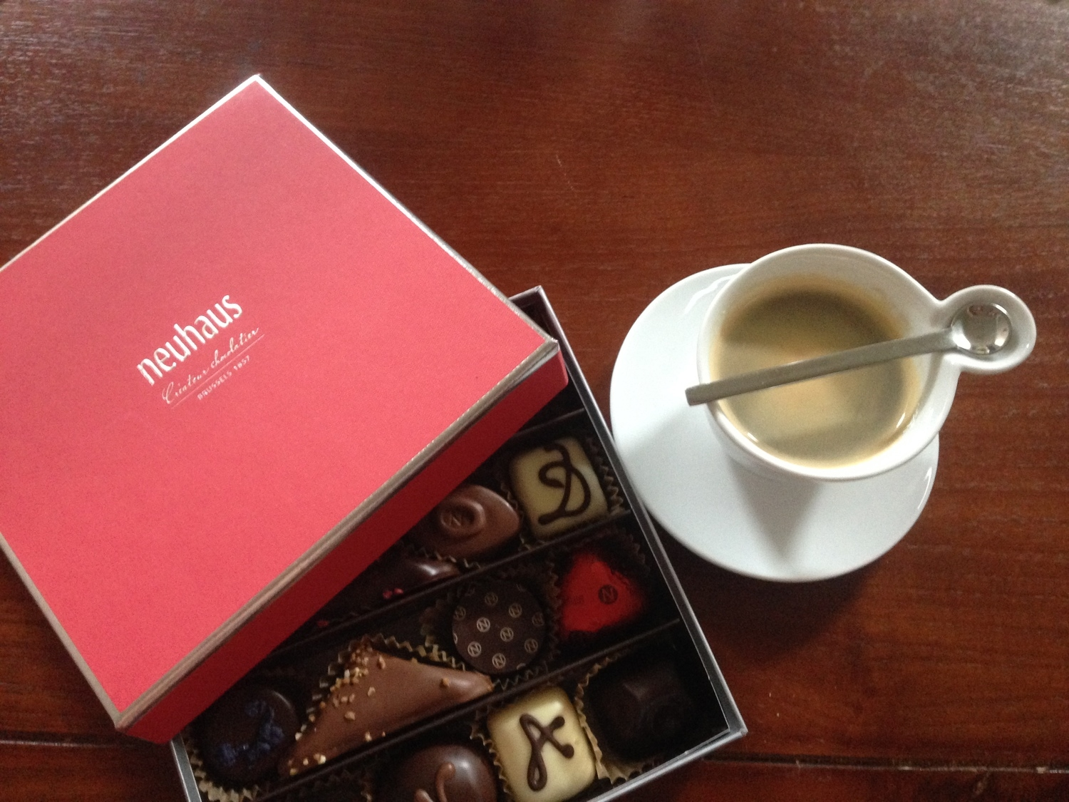 For more Neuhaus information check out their  website.