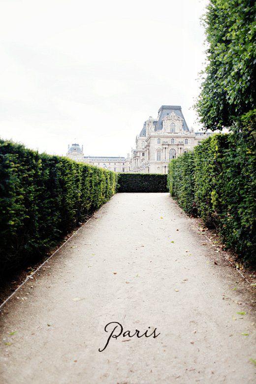 Paris images via  here .