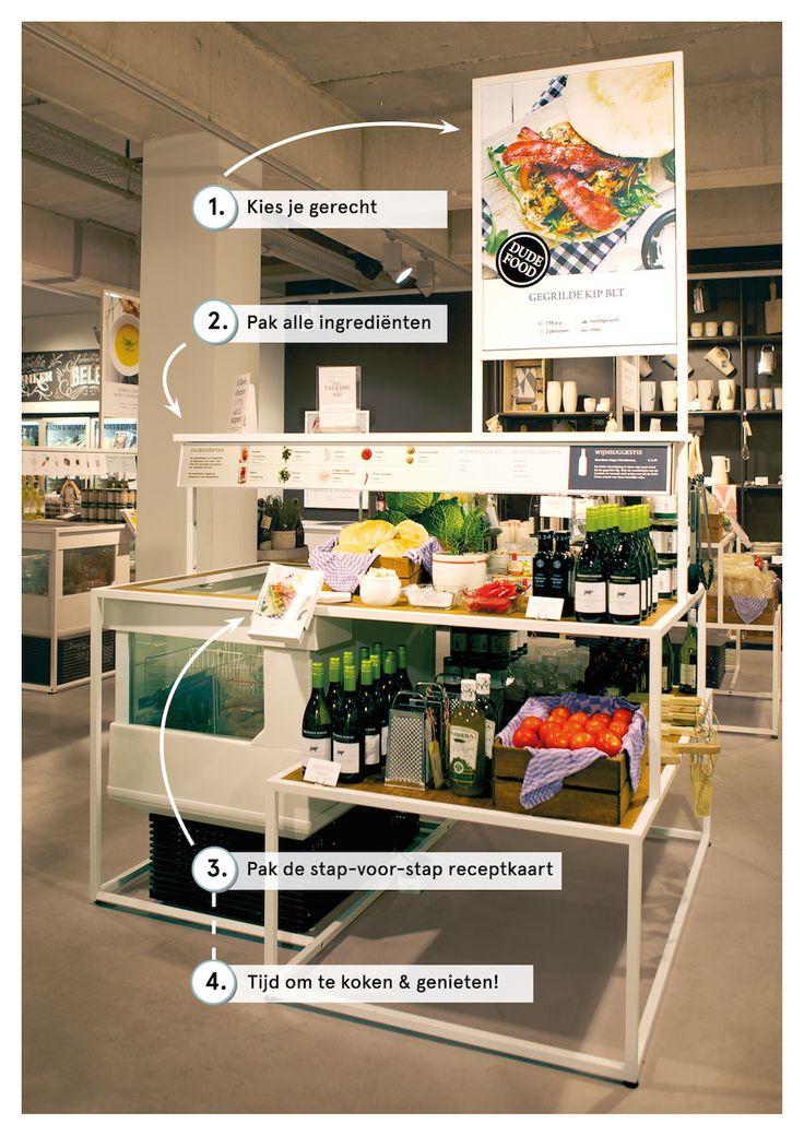 Shop interior. Via  Bilder & De Clercq