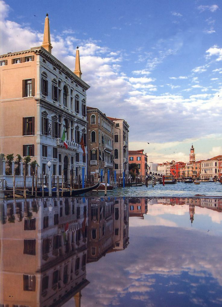 Aman Resorts Venice . Image via  here.