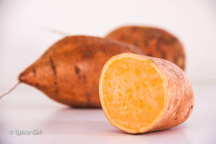 Sweet Potato. Image by Spice Girl via  Pinterest.
