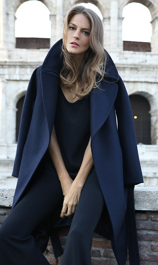 Love this coat. By Cuyana. Image from  here.