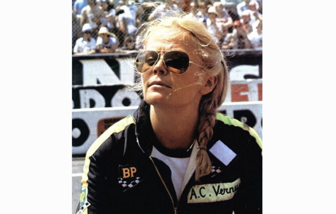 Anny-Charlotte Verney. Image via  Motorsport Sisterhood.