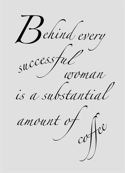 Image via here. Maybe not every women - but quite a few. :) Have a lovely week.