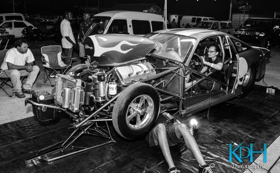 Photography by KDH Photography. Taken in 2013/2014 at the Drag Strip in Curacao while working on the clutch of Piss'd Off Pete.