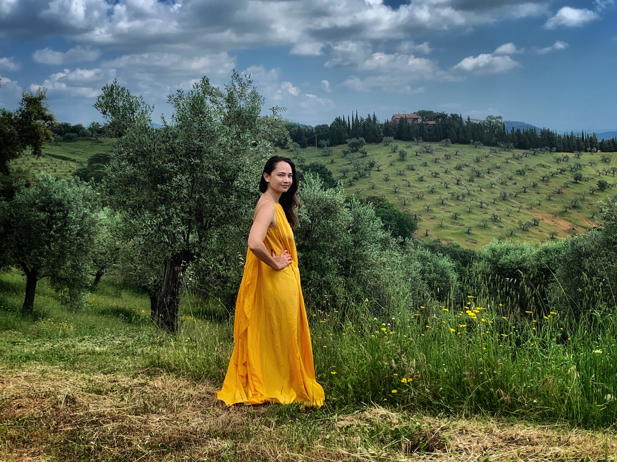 Image from own collection. Tuscany 2019.