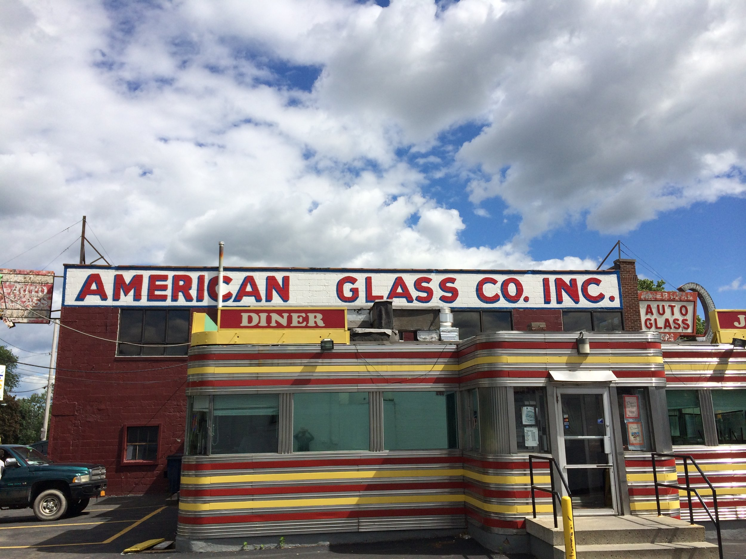 American Glass Albany New York