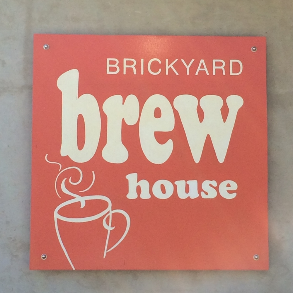 brew house sign
