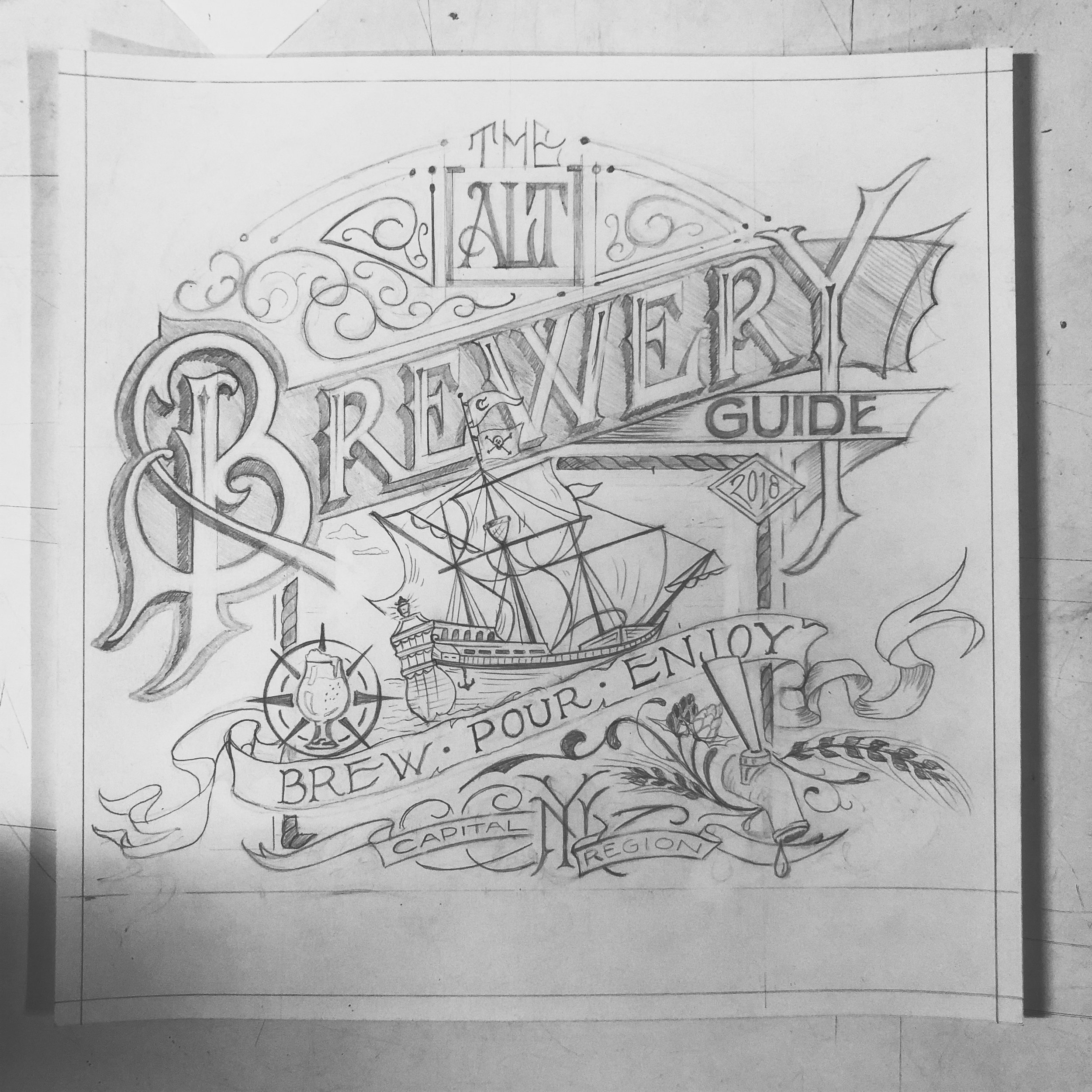 The ALT cover drawing