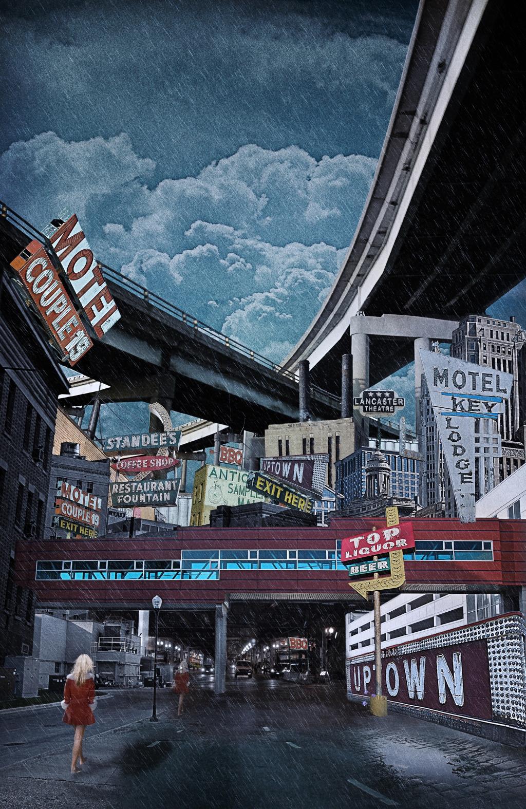 """CITY LIFE"" 2009"