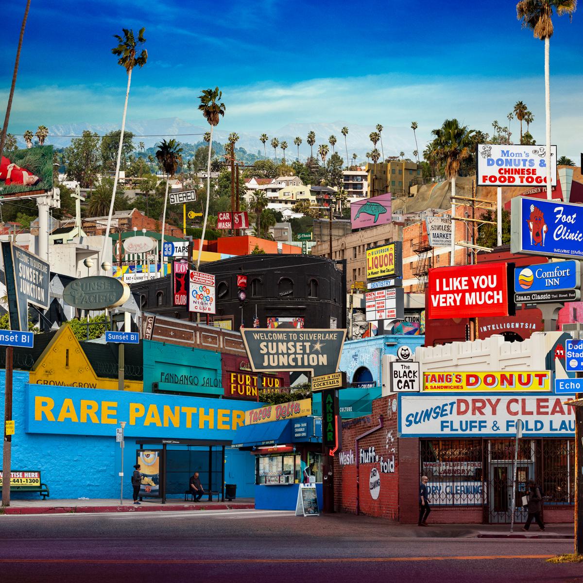 """Silverlake"" Los Angeles, CA"