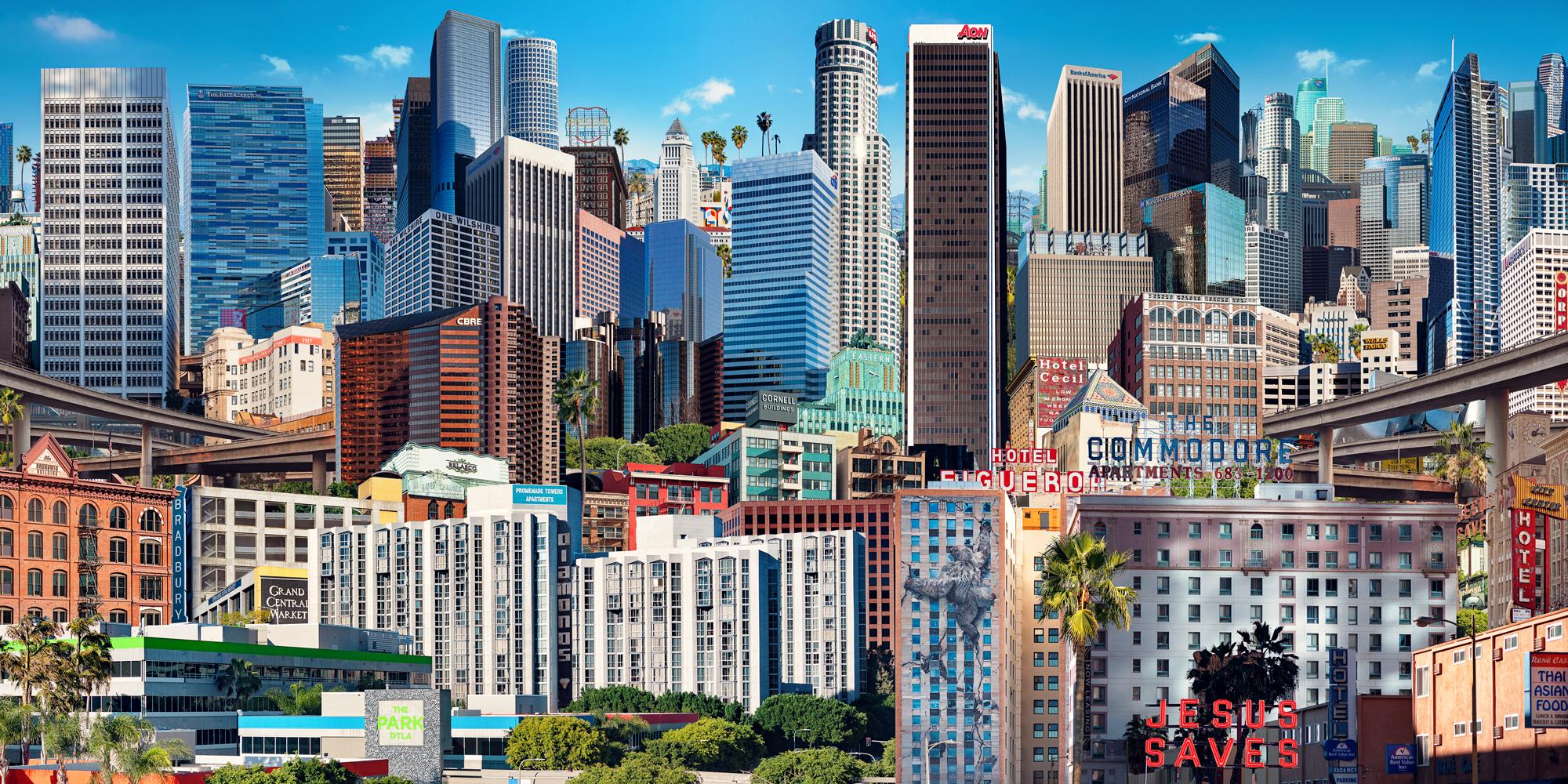 DTLA (Downtown Los Angeles)